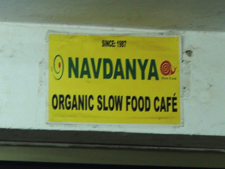 Restaurant Slow Food Nadvanya Delhi Inde