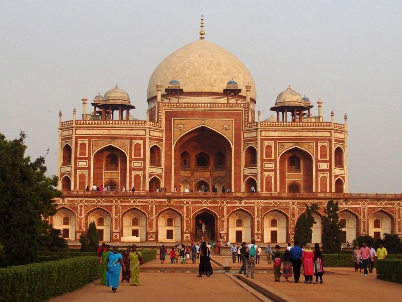 Tombeau de Humayon New Delhi Inde
