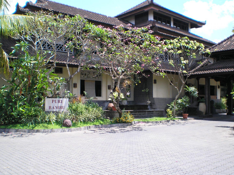 Hôtel Puri Bambou Jimbaran Bali
