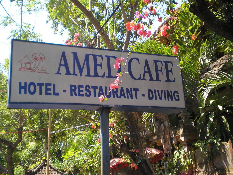 Hotel Amed Cafe Bali
