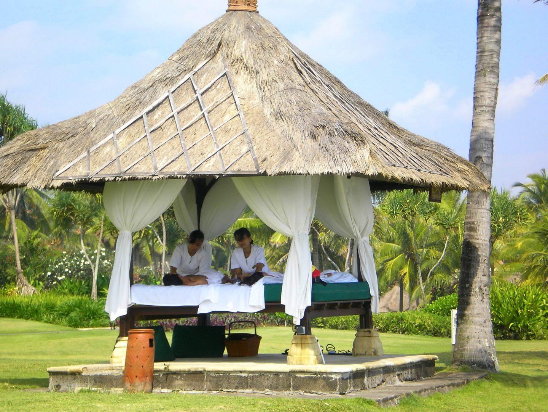 Massage à quatre mains Hotel Tabanan Bali