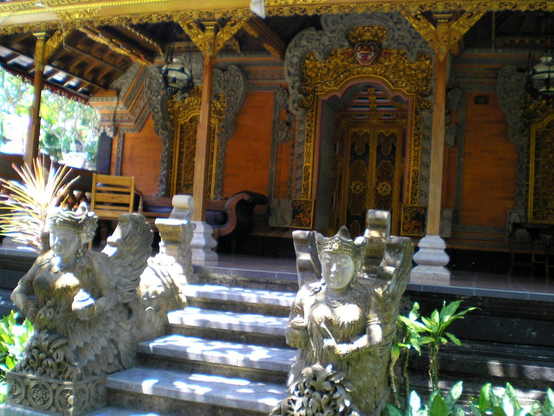 Mon bungalow Hôtel Sagittarius Ubud Bali