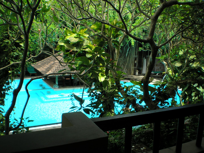 Piscine hôtel Puri Bambou Jimbaran Bali
