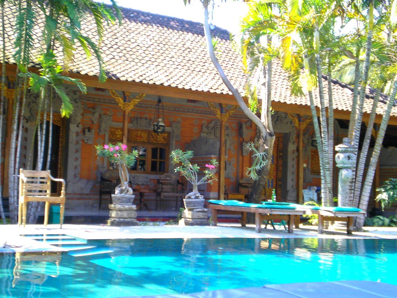 Piscine hotel Sagittarius Ubud Bali