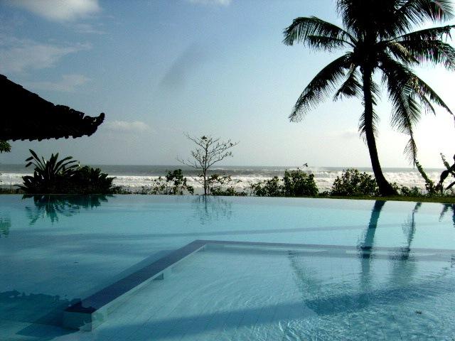 Piscine hotel Wisata Yeh Gangga Bali