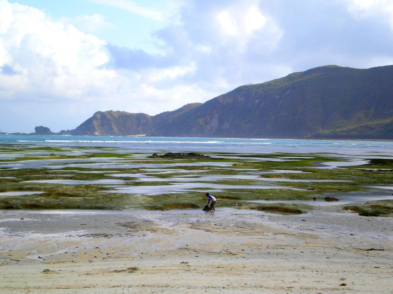 Plage de Kute Lombok