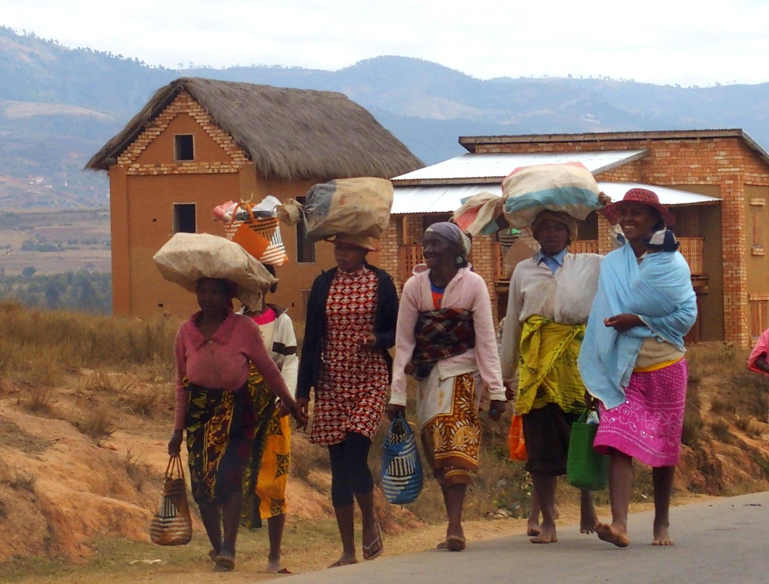 Jour de marché Madagascar