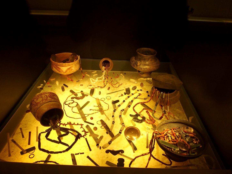 Bijoux Musée de l'Or Bogota Colombie