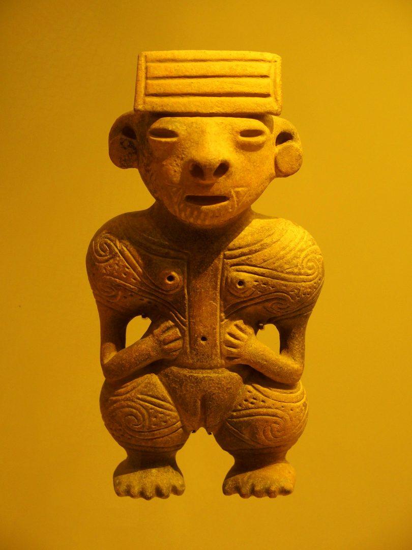 Poterie Musée de l'Or Bogota Colombie