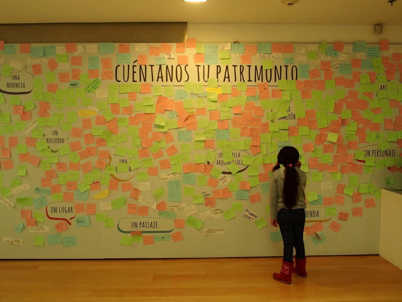 Salle pédagogique Musée de l'Or Bogota Colombie