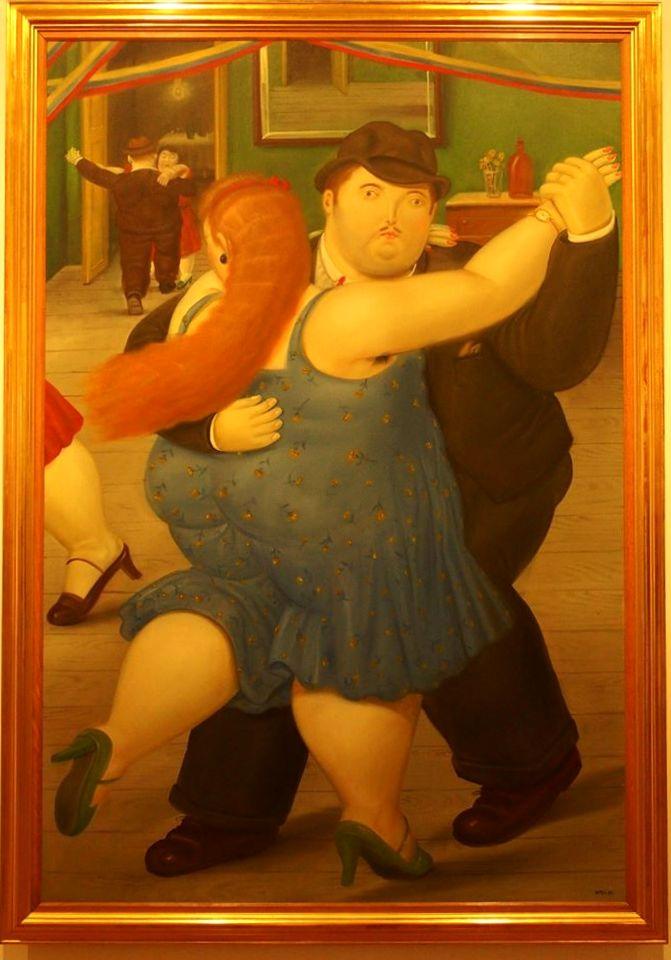 Tango Musée Botéro Colombie