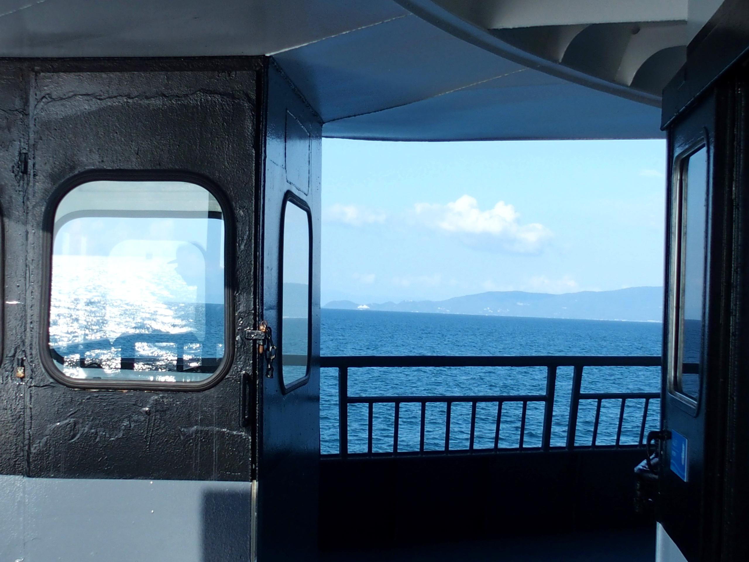 Slow travel en bateau de Koh Tao à Koh Samui