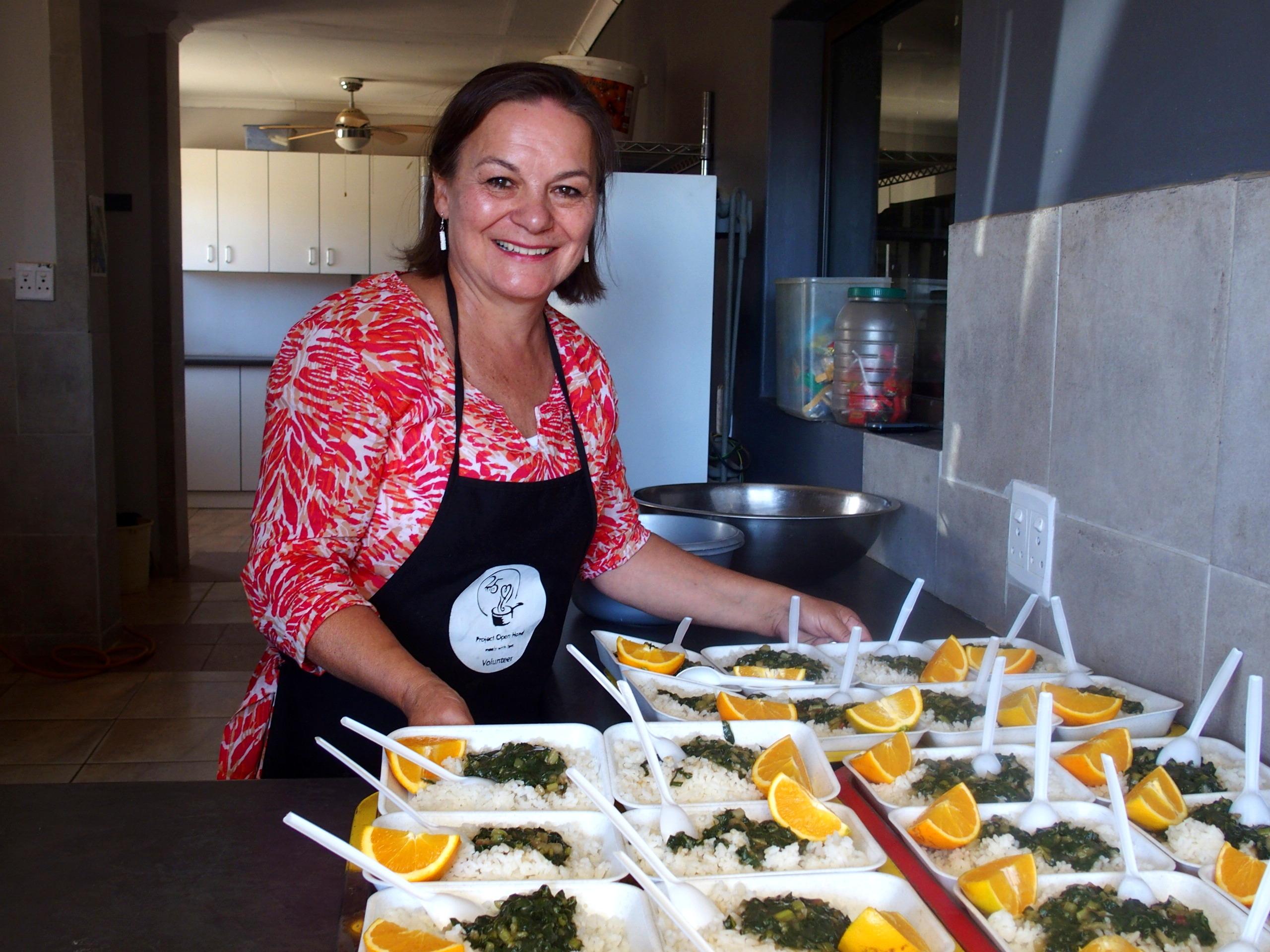 Slow Travel et bénévolat en cuisine avec association HISA Namibie