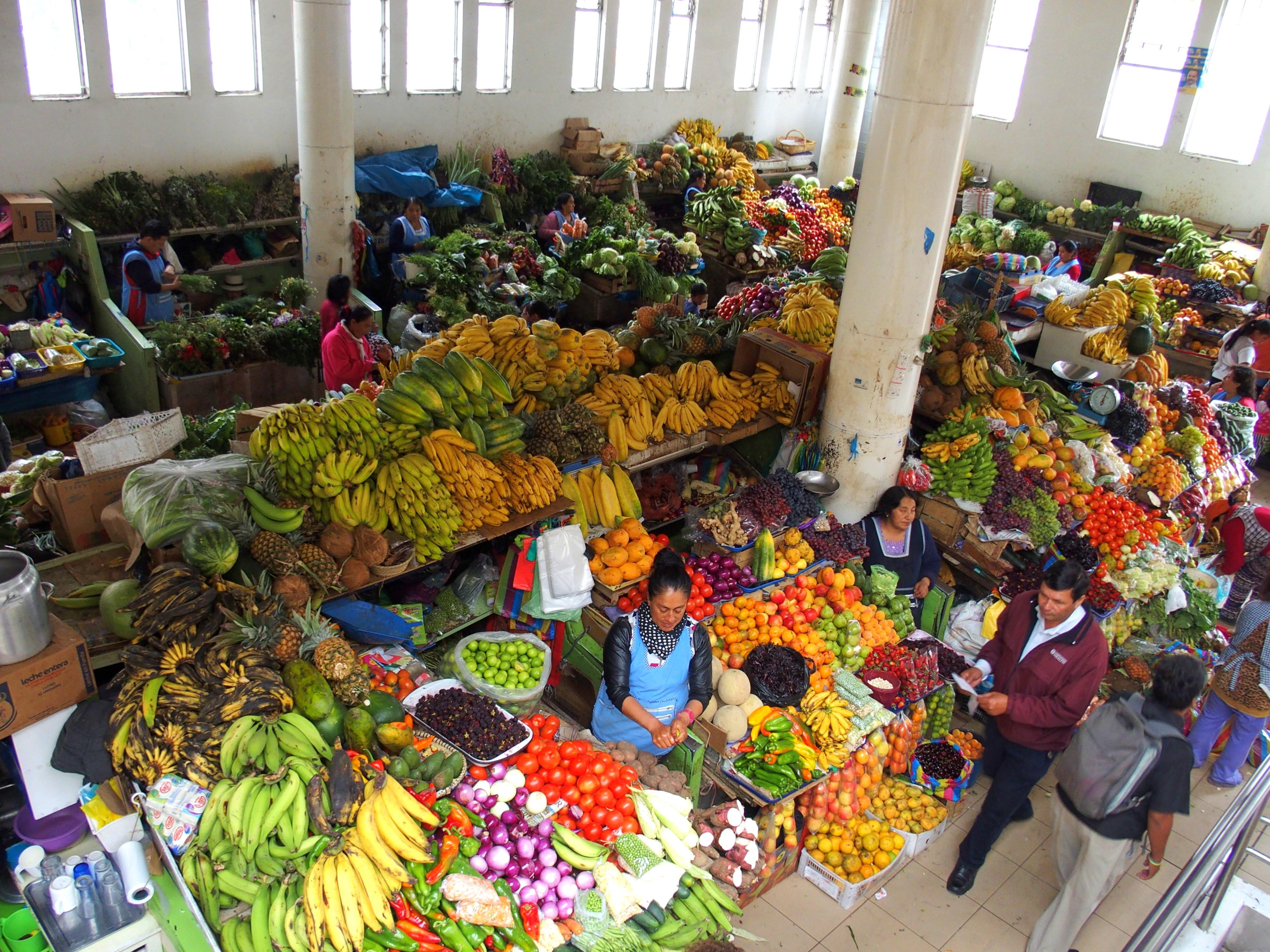Slow Travel et visite du marché de Cuenca Equateur
