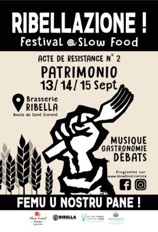 Le slow tourisme culinaire et Slow Food en Corse