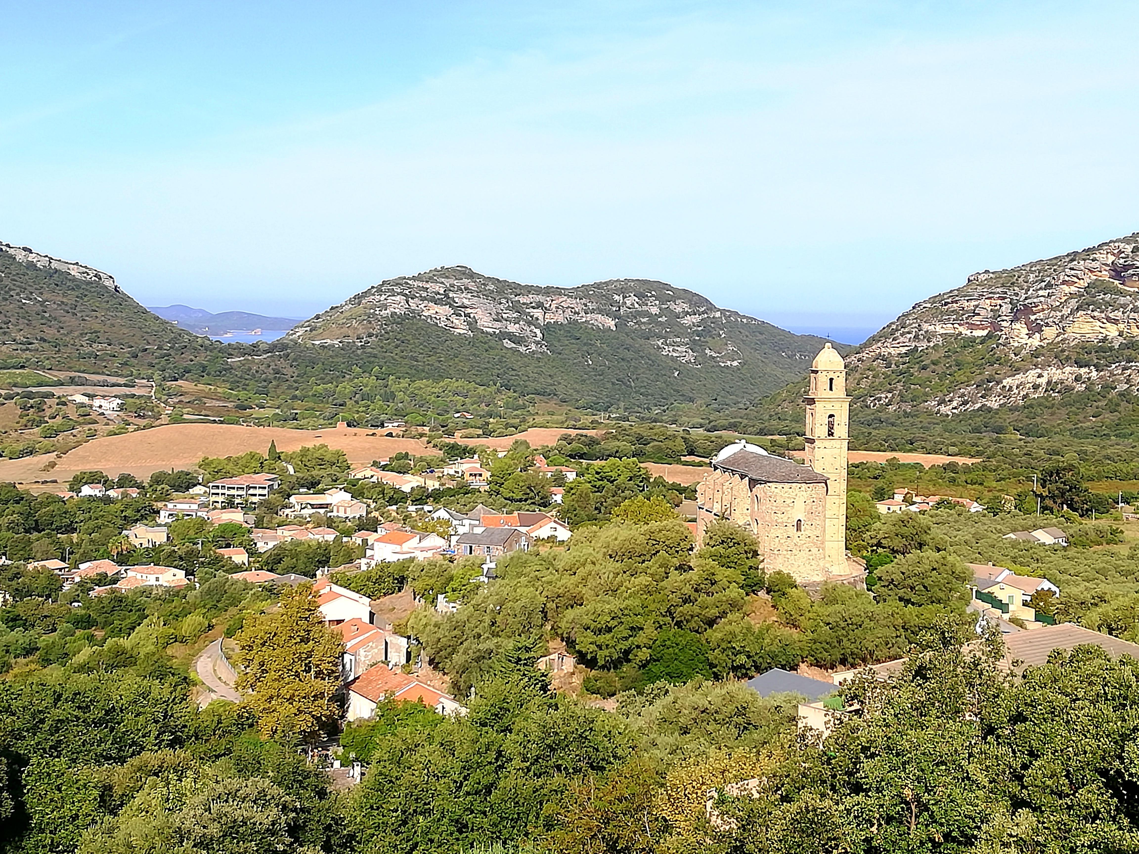Slow Food et Slow tourisme dans village Patrimonio Corse
