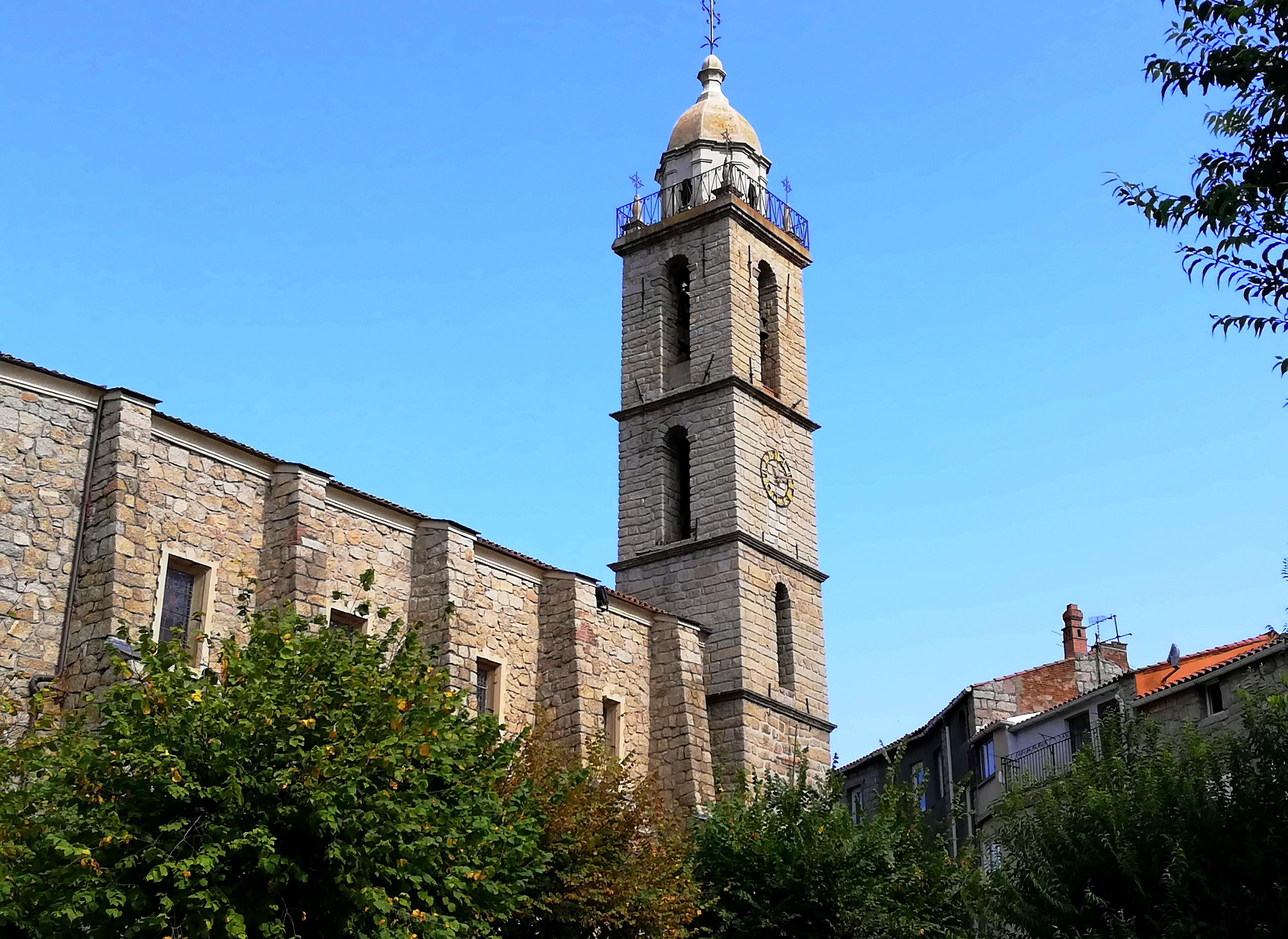 Eglise de Sartène Corse