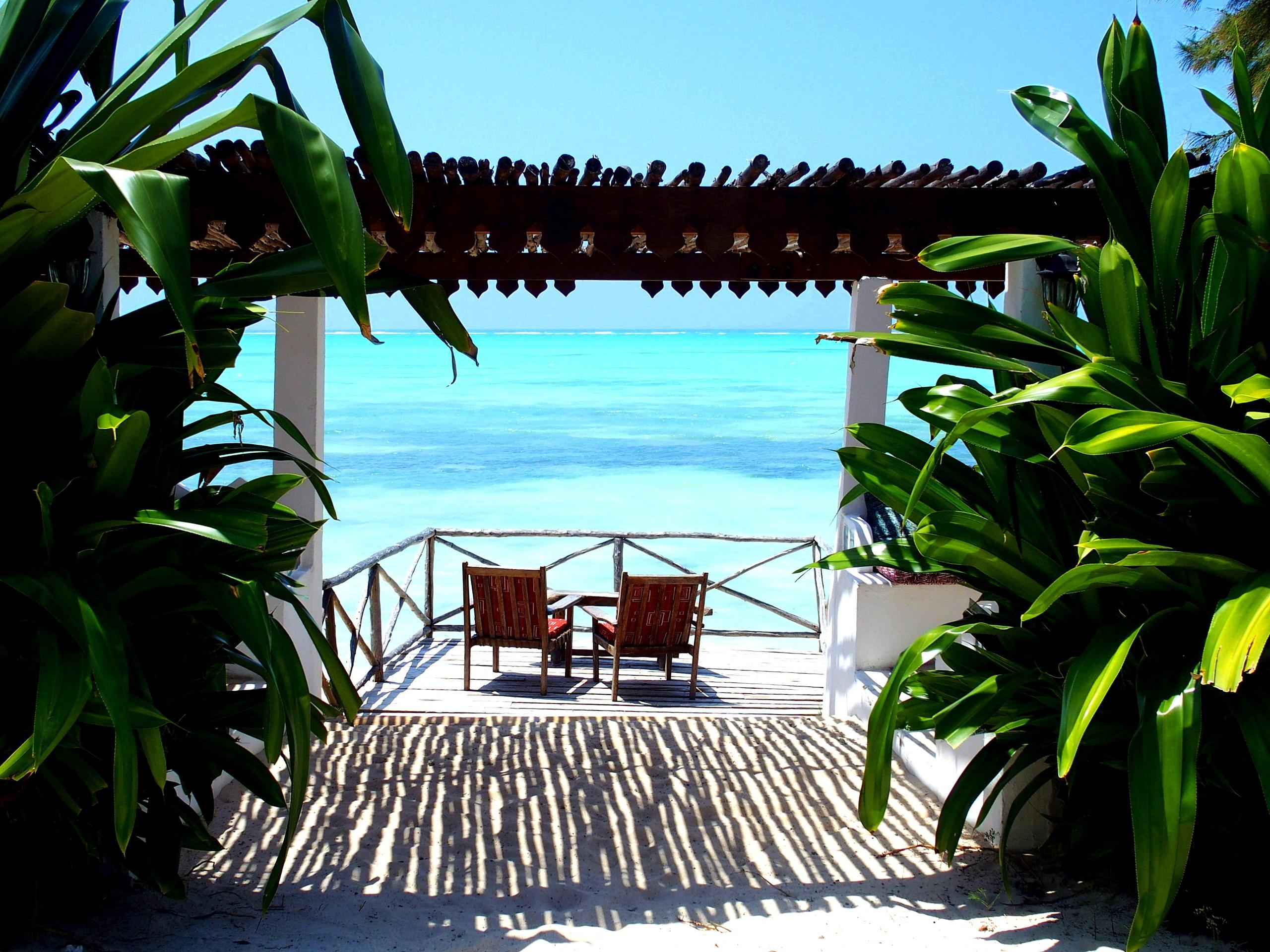 Hâvre de paix Hotel Seasons lodge Pongwe Zanzibar