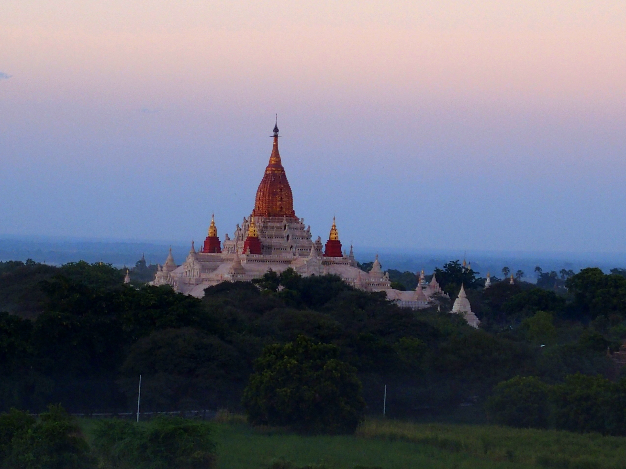 Pagode-de-Bagan-Myanmar