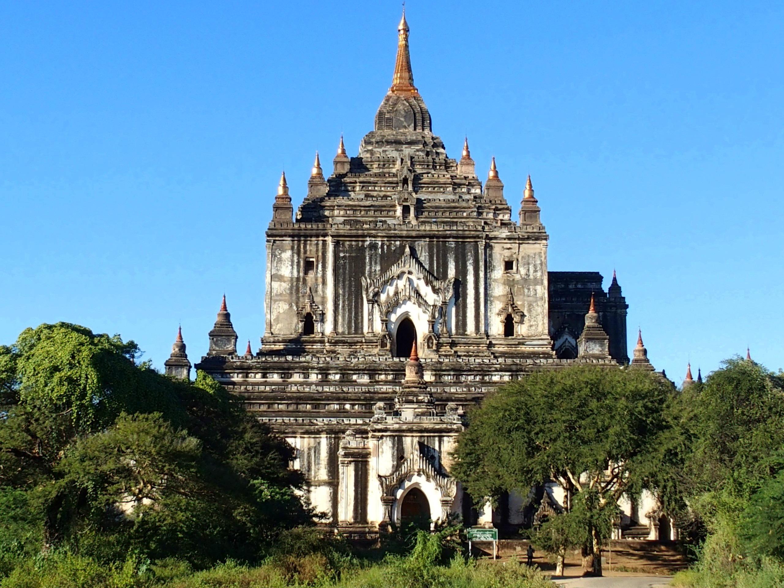 pagode-Bagan-Myanmar