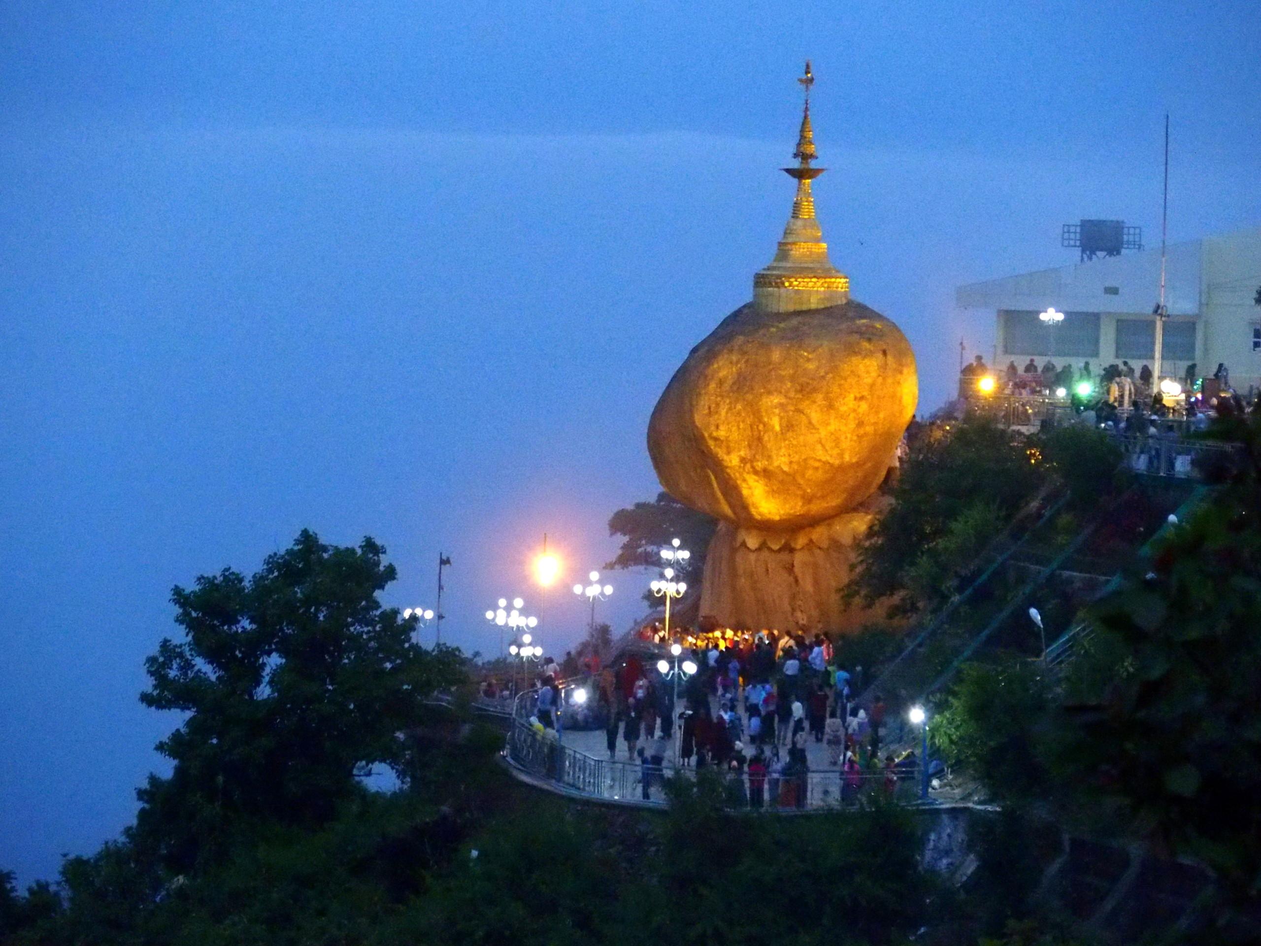 Rocher d'Or Myanmar