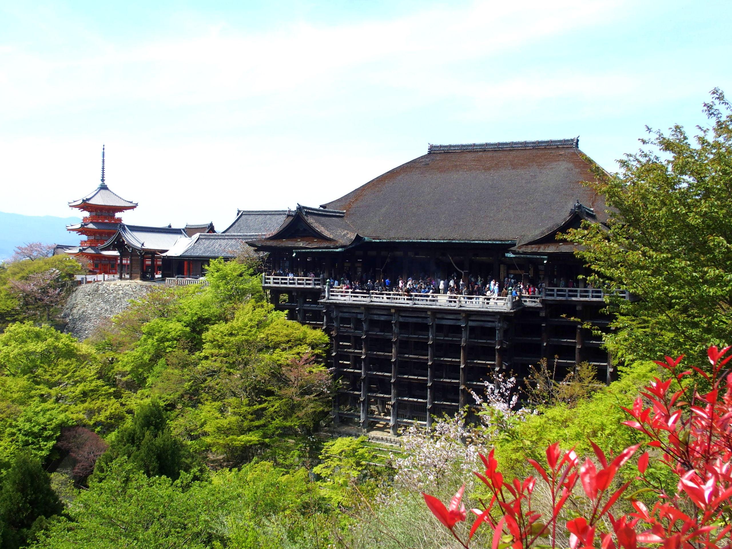 Plateau repas marché Kyoto