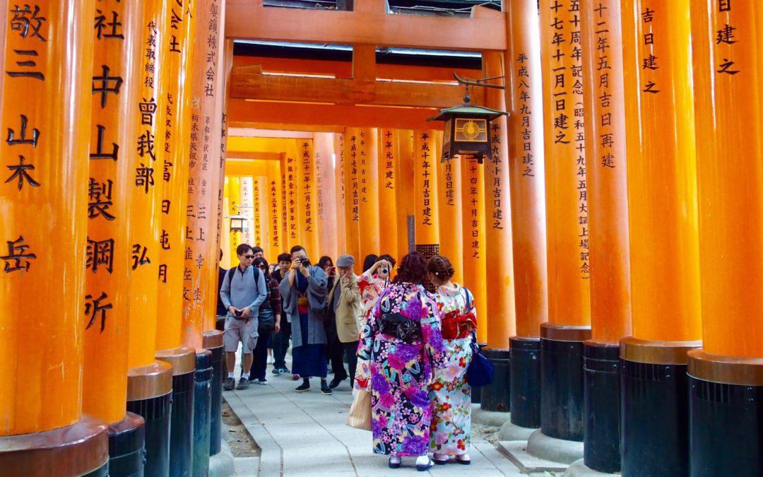 Kyoto, vous allez tomber sous son charme !