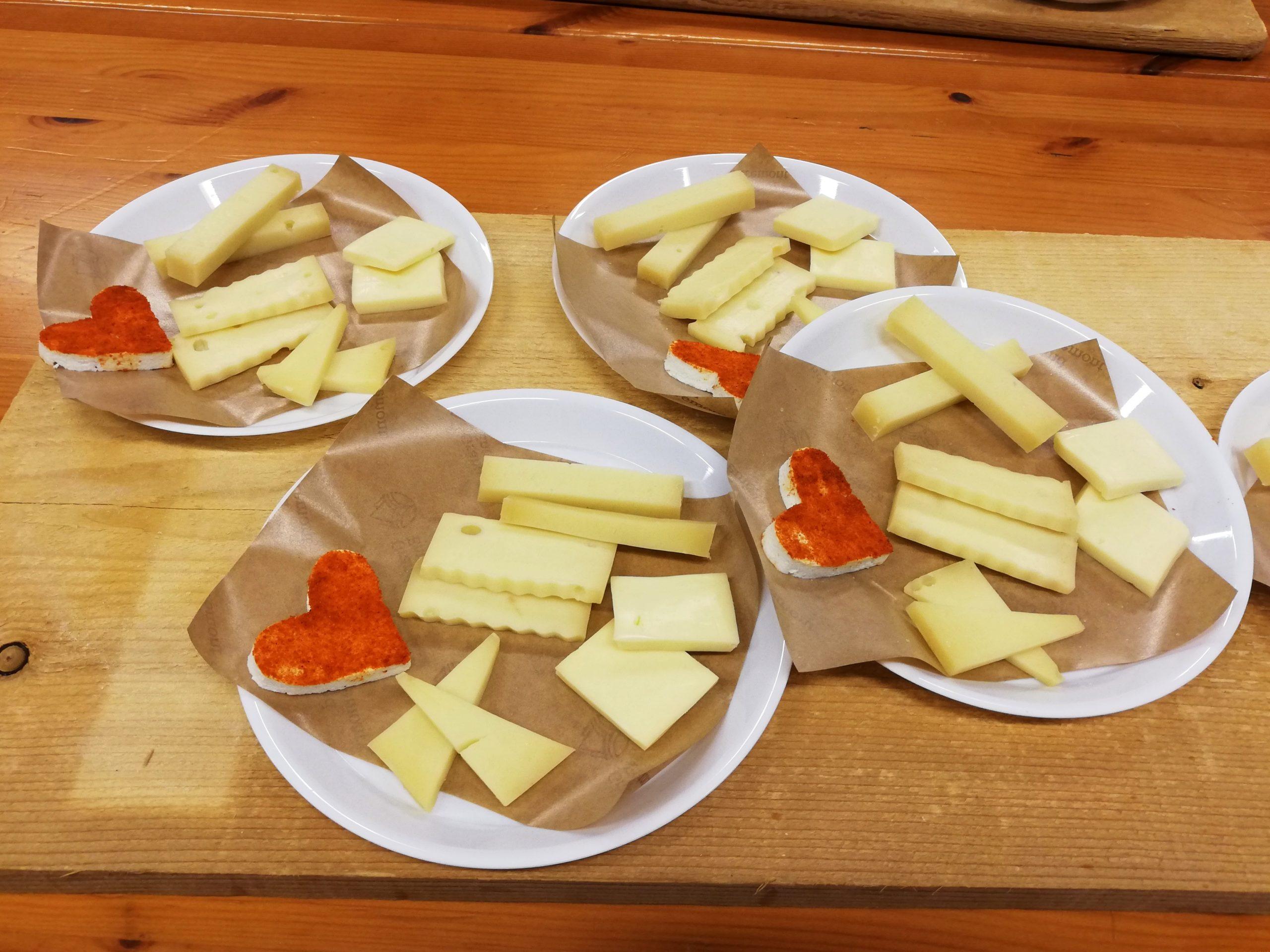 Slow Food Travel en Suisse dégustation de fromages