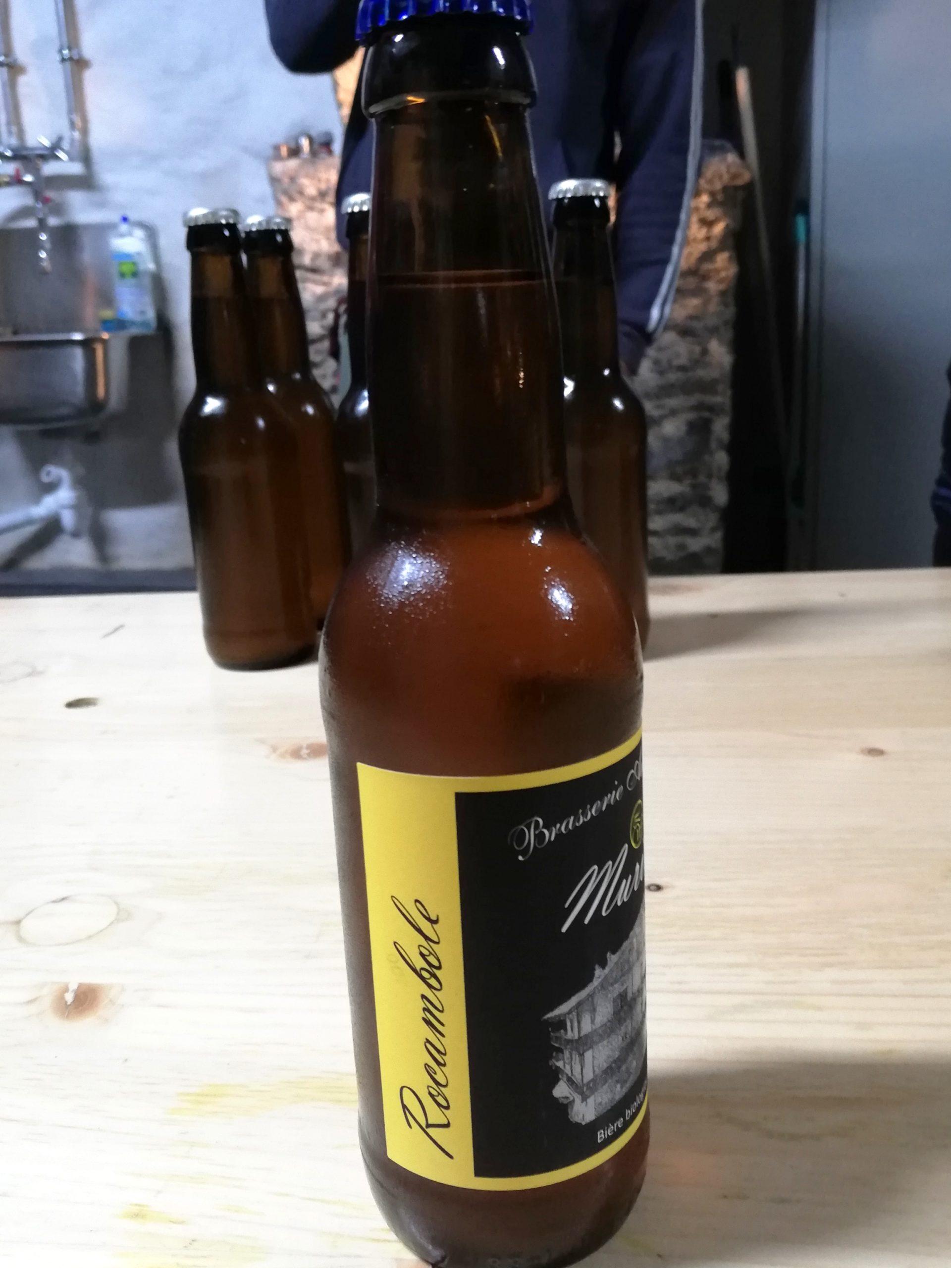 Bière Rocambole Sembrancher Slow Food Travel