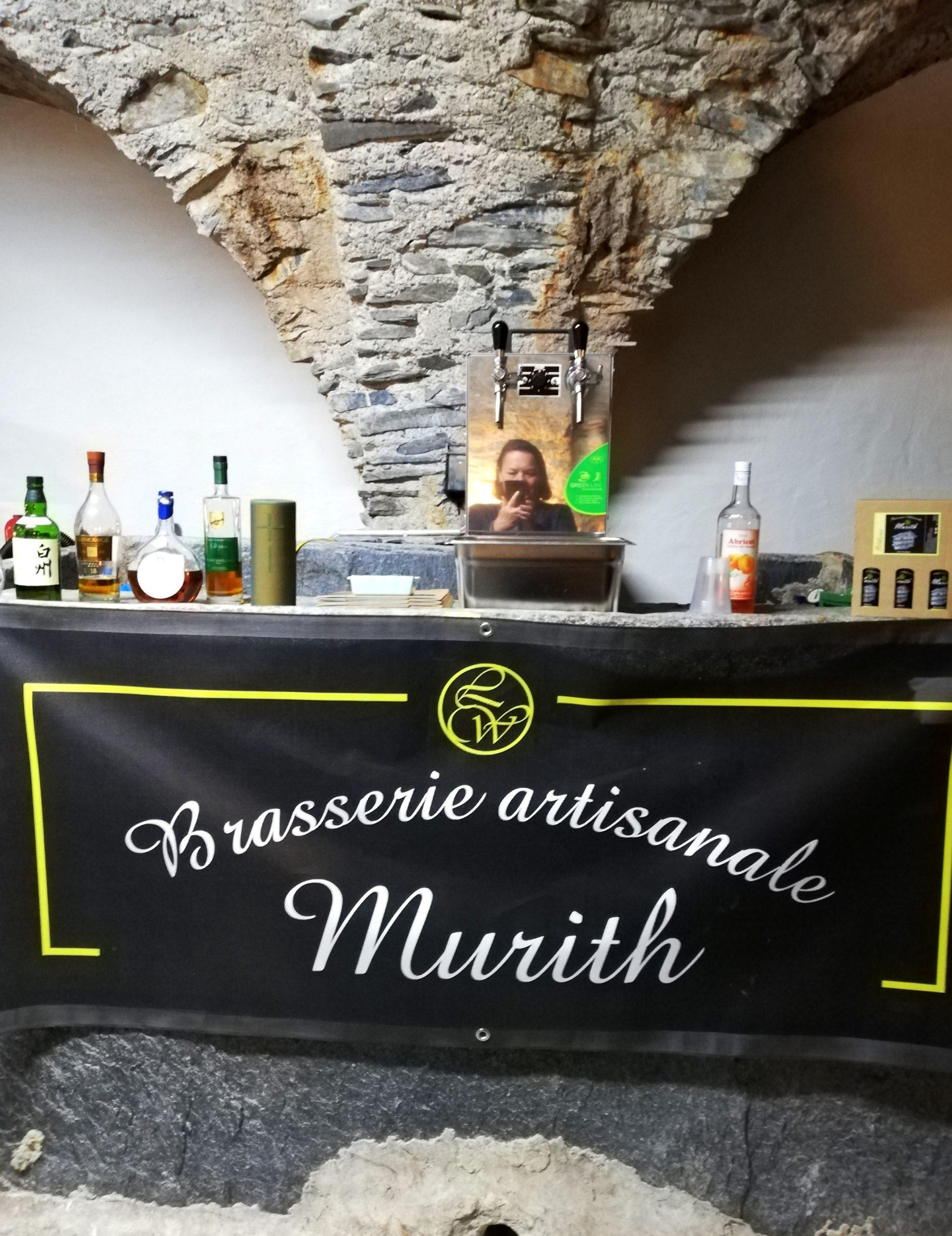 Brasserie artisanale Murith Sembrancher Suisse