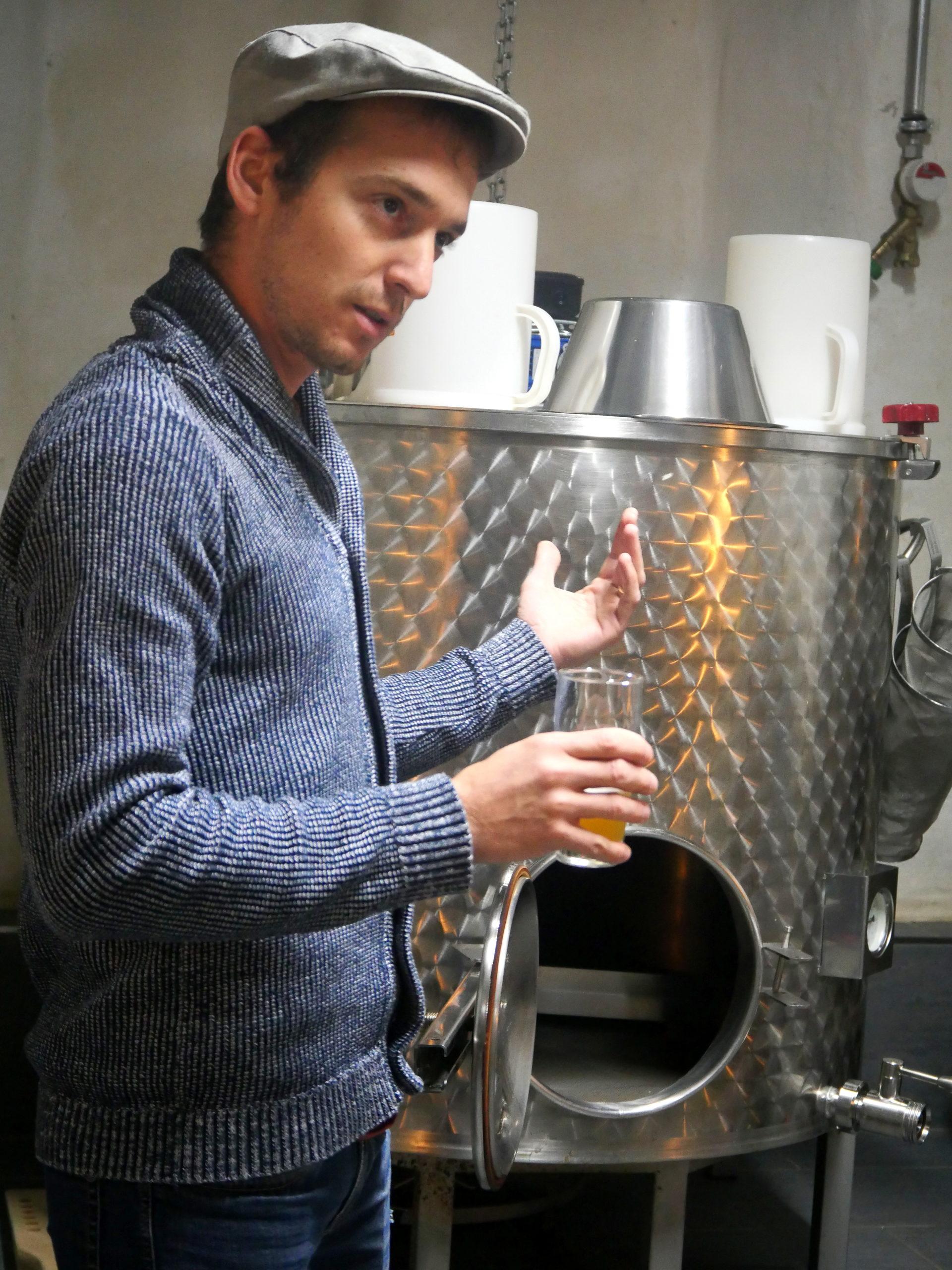 Brasseur bières murith Sembrancher Suisse