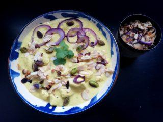 Recette du poulet Korma – Inde