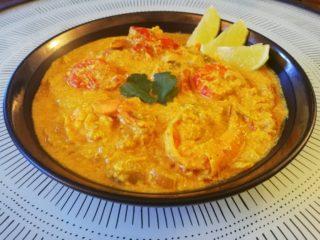 Recette du curry de gambas à la noix de coco – Inde