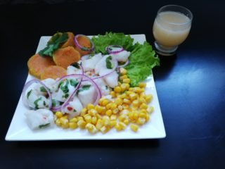 Recette du Ceviche – Pérou