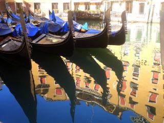 Tout savoir sur les gondoles à Venise