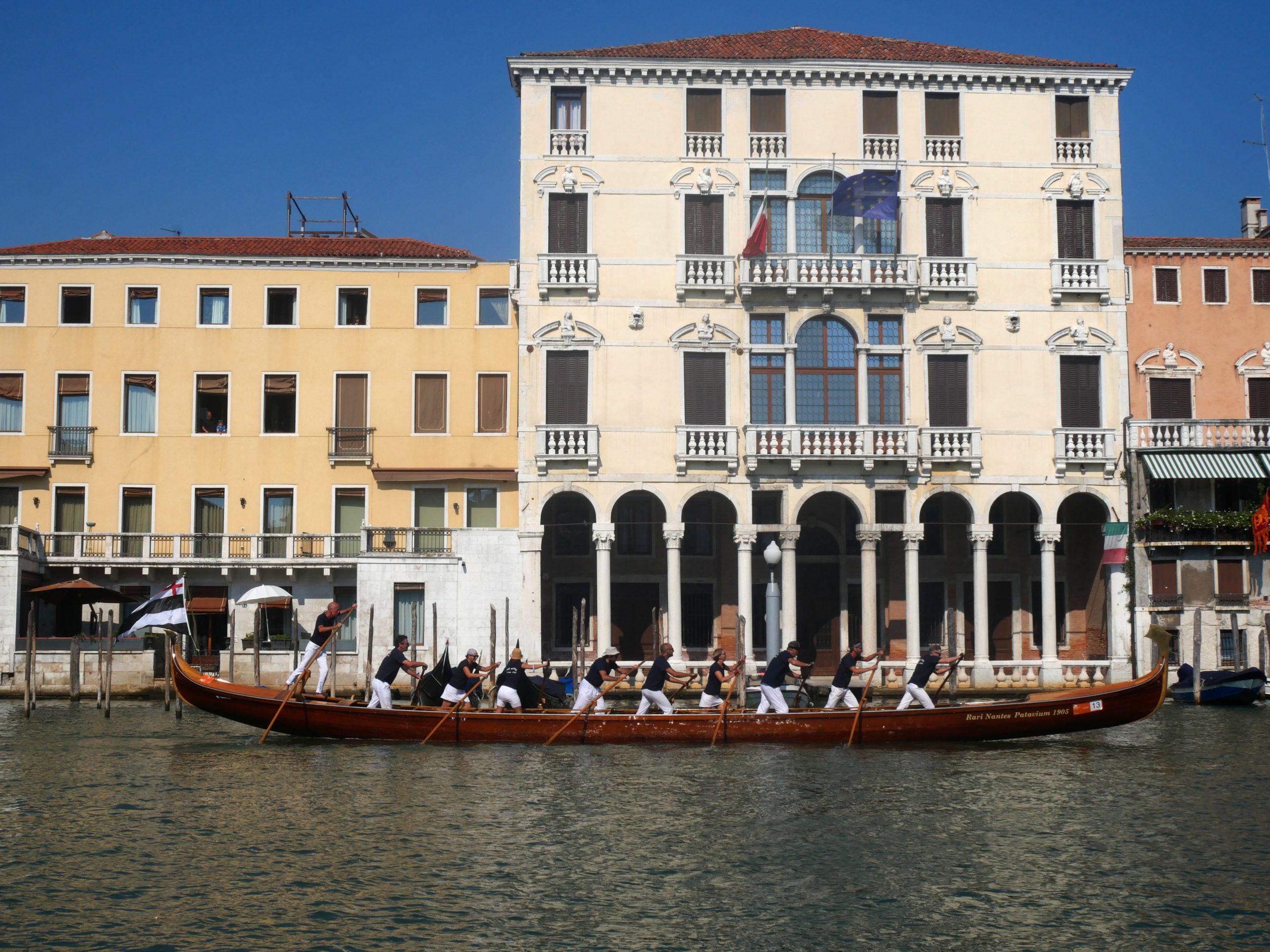bateau 3 regata storica