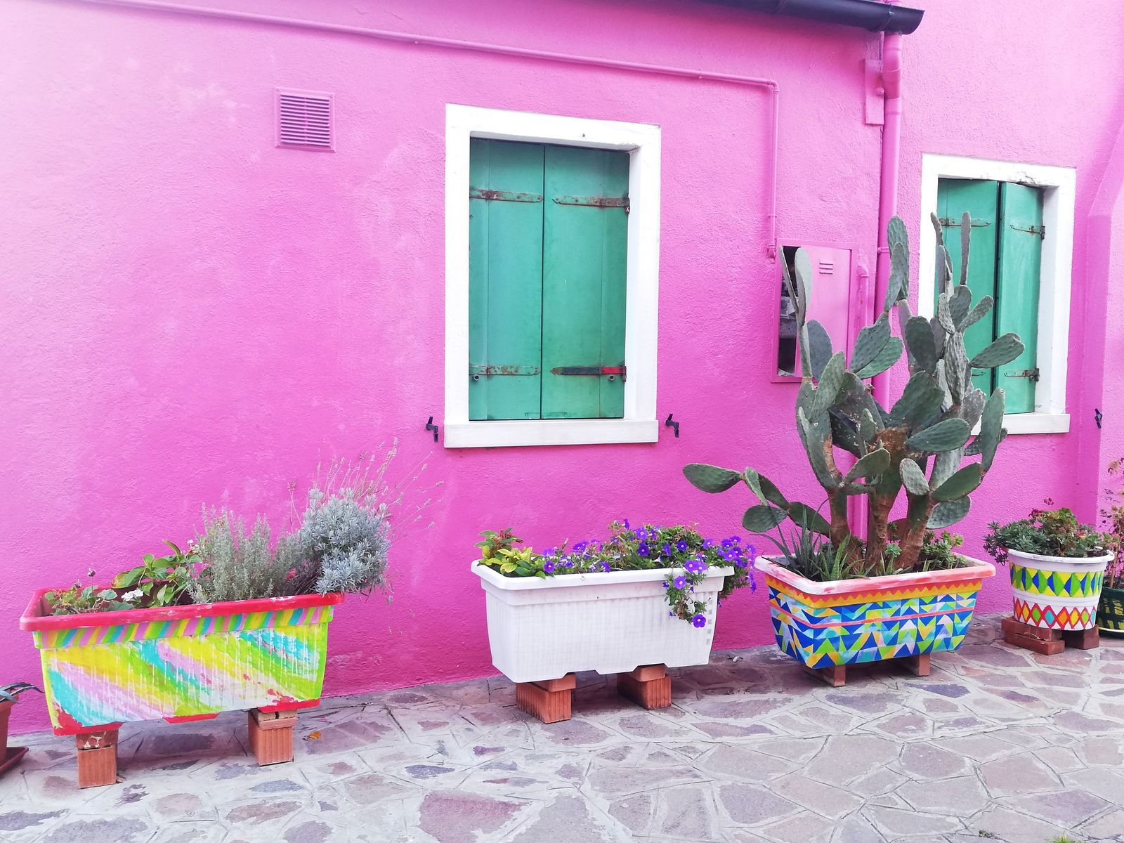 Visiter Burano et ses maisons colorées