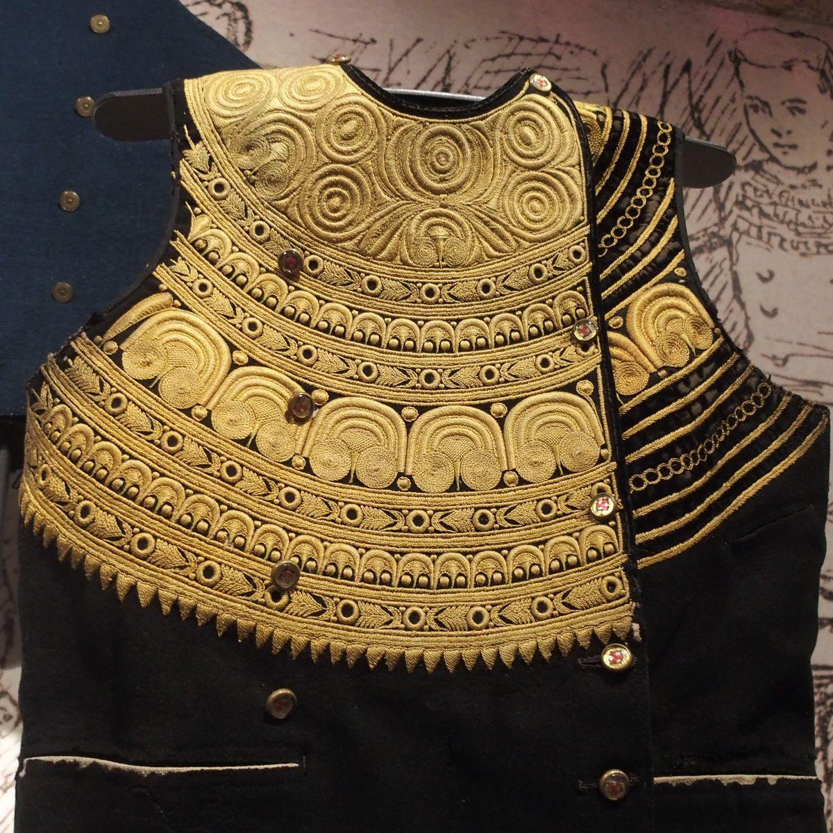 Costume breton masculin