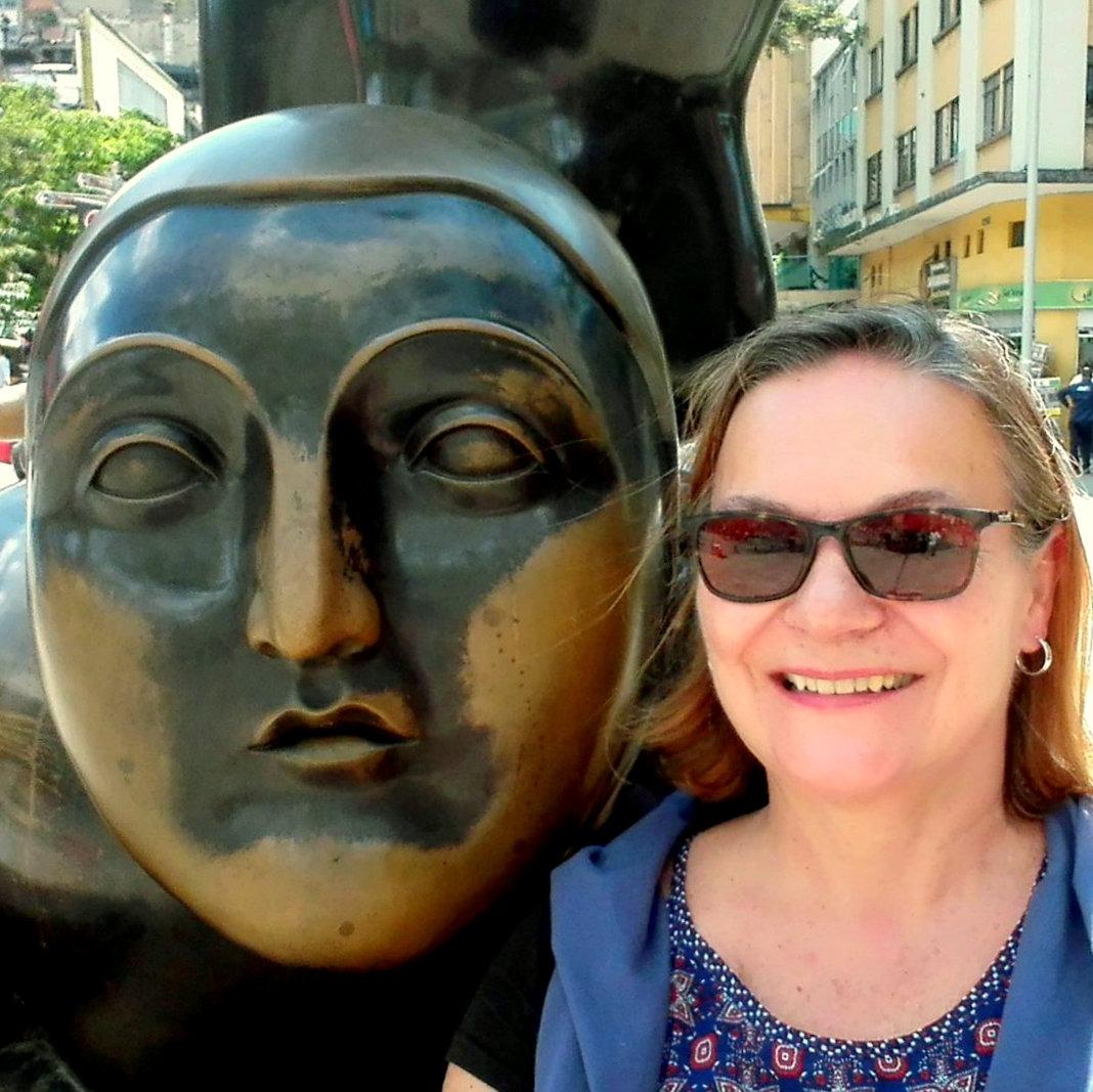 Sculptures de Botero Femmes Medellin Colombie