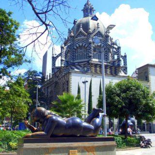 Sculptures de Botero à Medellin