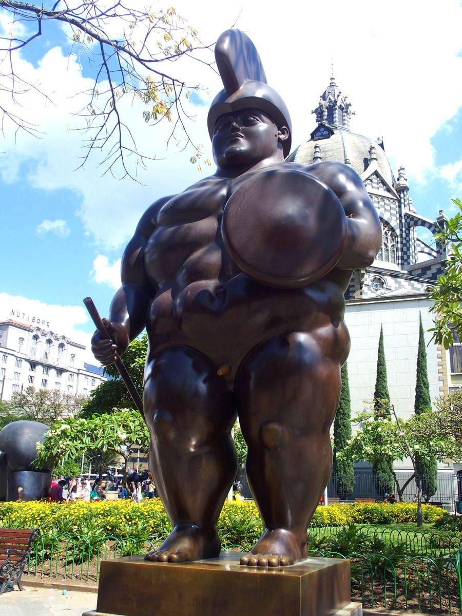 Le gladiateur Medellin Colombie