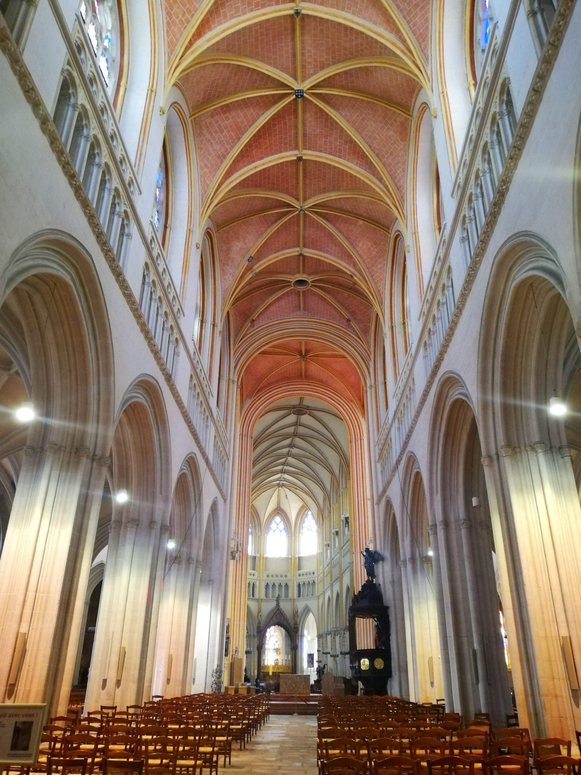 Visiter Quimper et la nef de sa cathédrale