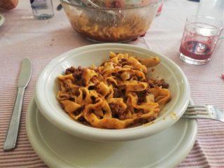 Recette traditionnelle des tagliatelles à la Bolognaise