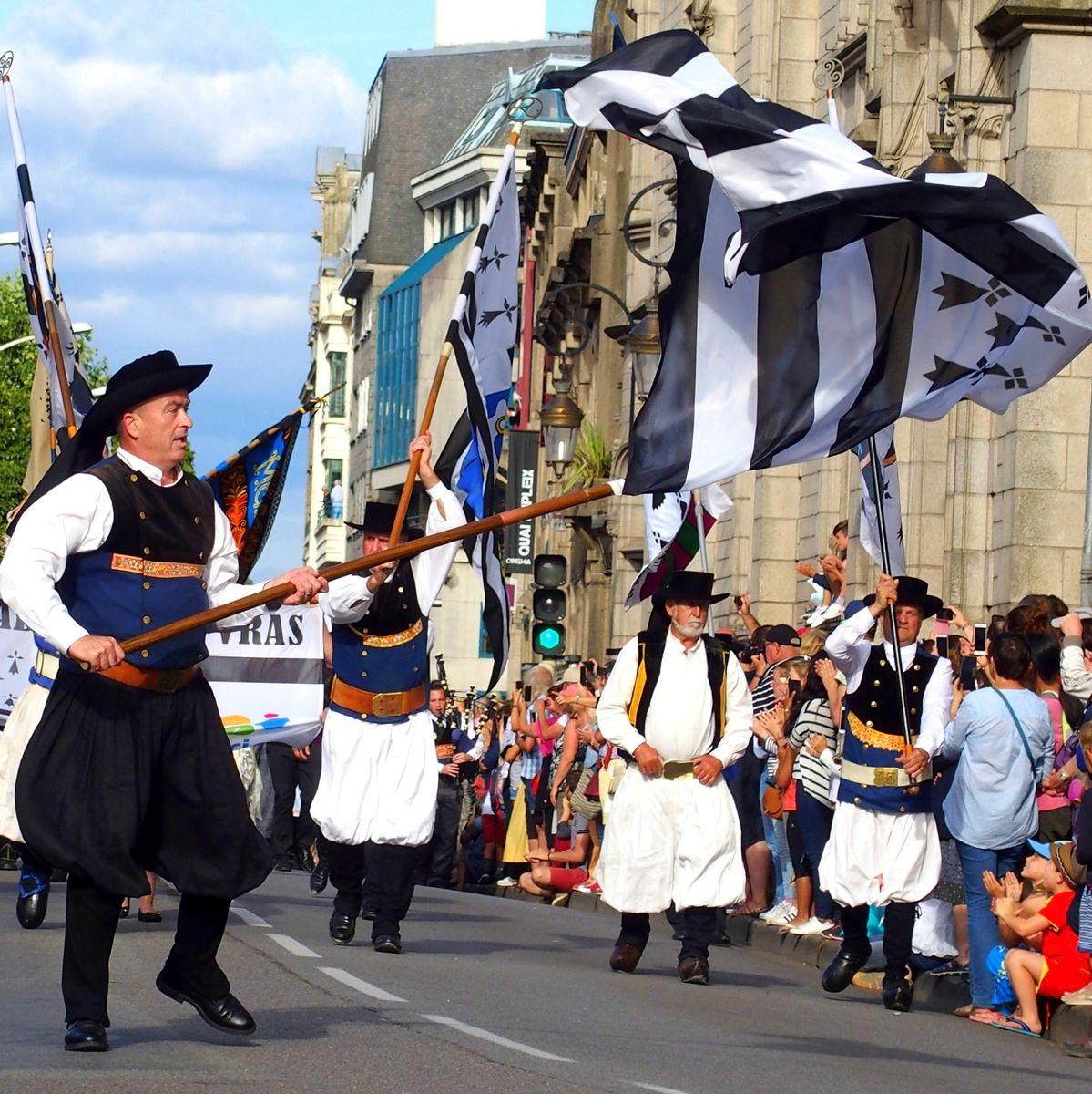Festival de Cornouailles Quimper Bretagne