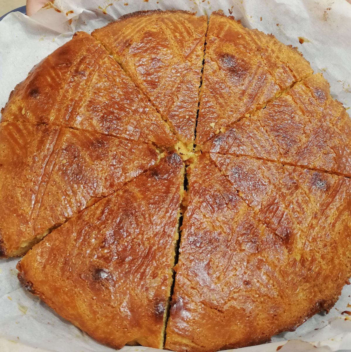 Gâteau breton Quimper Bretagne