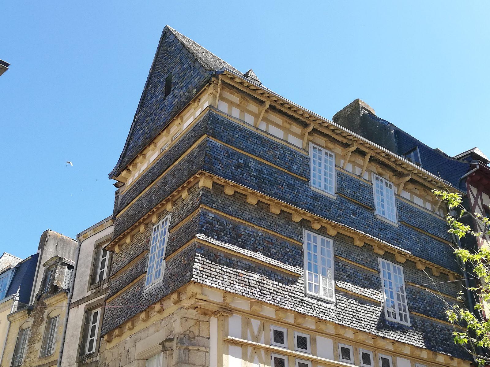 Maison ancienne de Quimper